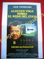 ALGUIEN VOLO SOBRE EL NIDO DEL CUCO - JACK NICHOLSON