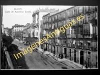 Alcoy - Calle de Anselmo Aracil