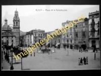 Alcoy - Plaza de la Constitución