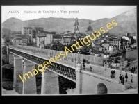 Alcoy - Viaducto de Canalejas y Vista parcial