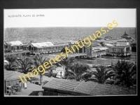 Alicante - Playa de baños