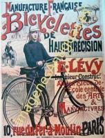 BICYCLETTES DE HAUTE PRÉCISION PARIS