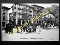 Balmaseda - Plaza de San Severino