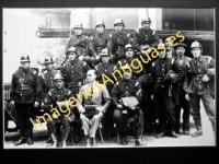 Barakaldo - Cuerpo de Bomberos año 1930
