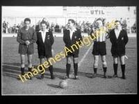 Barakaldo - Partido de futbol 16 de noviembre de 1952