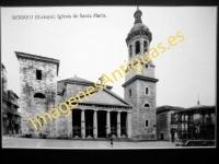 Bermeo - Iglesia de Santa María