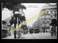 Bilbao - Calle Hurtado de Amézaga
