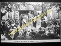 Bilbao - Coronacion de Ntra. Sra. de Begoña, Patrona de Vizcaya