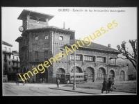 Bilbao - Estación de los ferrocarriles vascongados