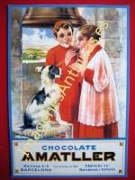 CHOCOLATES AMATLLER - BARCELONA