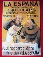 CHOCOLATES BOMBONES Y CARAMELOS LA ESPAÑA
