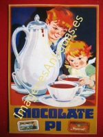CHOCOLATES PI - BARCELONA