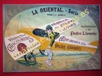 CHOCOLATES S.SATURIO - JABONES Y LEGÍAS - LA ORIENTAL-SORIA