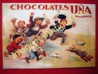 CHOCOLATES UÑA - VALLADOLID