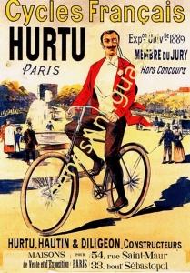 CYCLES FRANÇAISE HURTU PARIS