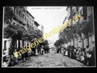 Calahorra - Calle de Julio Cesar