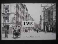 Burgos - Calle de Santander