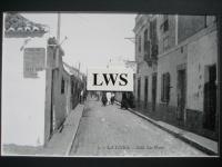 La Línea de la Concepción - Calle las Flores