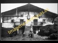 Ceánuri - Casa solar de Zulaibar-Beascoa año 1972