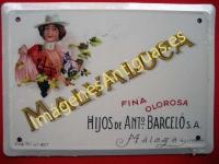 Chapa Publicitaria, Malvaloca