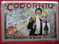 Chapa Publicitaria, Codorniu de San Sadurni de Noya