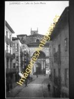 Durango - Calle de Santa María