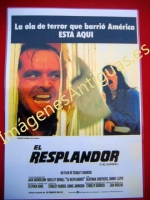 EL RESPLANDOR - JACK NICHOLSON