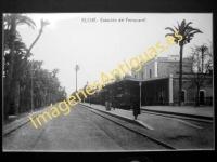 Elche - Estación del Ferrocarril