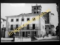 Elgeta - Ayuntamiento é Iglesia