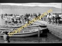Fuenterrabia - Embarque el día de la Procesión del Viernes Santo