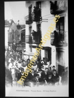 Fuenterrabia - Viernes Santo el Santo Sepulcro