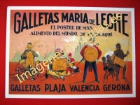 GALLETAS MARIA DE LECHE - GERONA