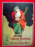 GARCIA ROMERO EN ¡SI YO FUERA REY!