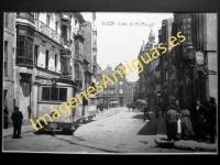 Gijón - Calle de Pi y Margall