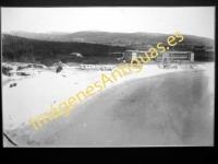 Gorliz - La Playa y Sanatorio