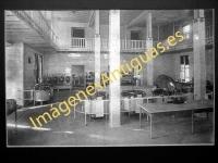 Gorliz - Sanatorio Marino. Interior de la Cocina
