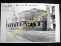 Grandas de Salime - Iglesia Parroquial