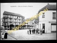 Guernica - Calle de Urioste y Estación