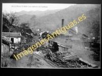 Hulleras Turon - Minas - Lavaderos de Carbón