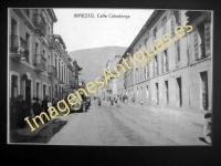 Infiesto - Calle Covadonga