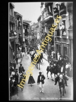 Irún - San Marcial de procesión