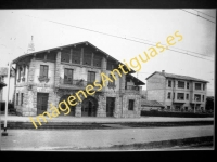 Izarra - Estación F. C.