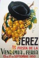 JEREZ - III FIESTA DE LA VENDIMIA Y FERIA 1950