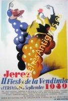 JEREZ - II FIESTA DE LA VENDIMIA Y FERIA 1949