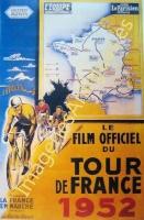 LE FILM OFFICIEL DU TOUR DE FRANCE 1952