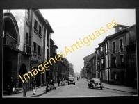 La Felguera - Calle de Melquíades Alvarez