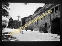 Laguardia - Murallas y Castillos del Paseo de Sancho Abarca