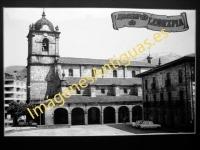 Legazpia - Parroquia Ntra. Sra. de la Asunción y Ayuntamiento