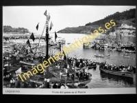 Lekeitio - Fiesta del ganso en el puerto