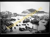 Lekeitio - Fiesta de los gansos en el puerto